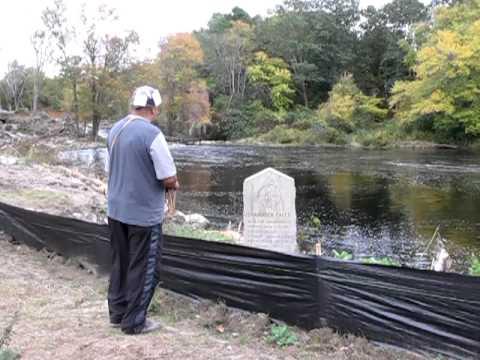 Blessing of 1636 Shannock Falls Narragansett/Pequot War - Oct 13, 2011