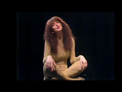 Kate Bush - SNL performance 'The Man With the Child in His Eyes'