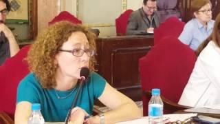 Alicia Morales. Defensa derechos LGTBI+