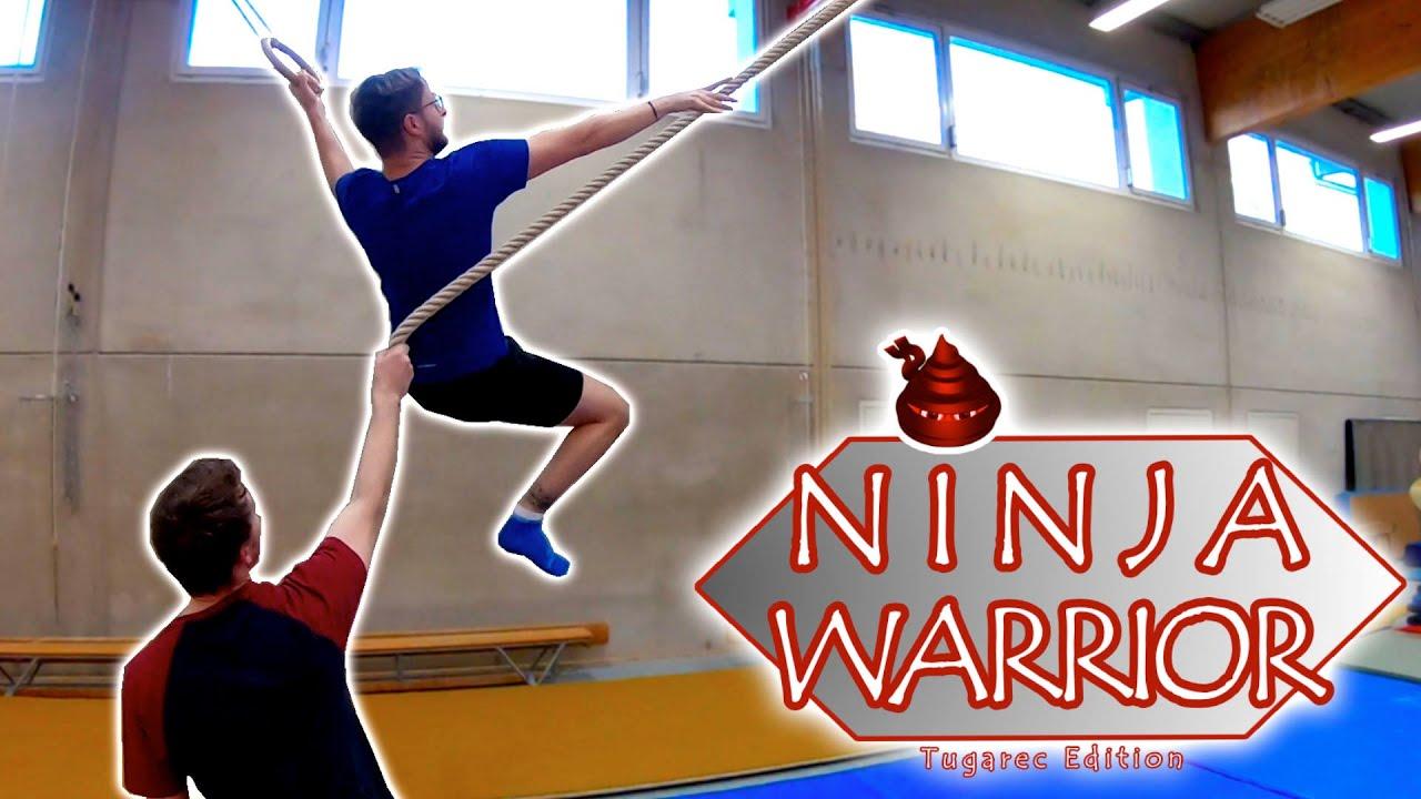 Schafft er den Parkour??? Ninja Warrior - Tugarec Sports Edition
