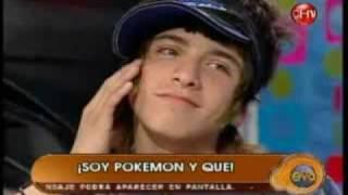 soy pokemon, y qué