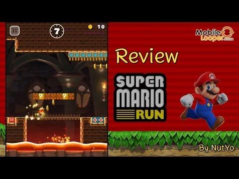 [เกมมือถือ] Super Mario Run มาริโอ้บนมือถือมาแล้วจ้า