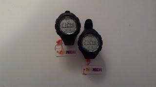 Ebay unboxing Skmei-1025 led digital sport watch