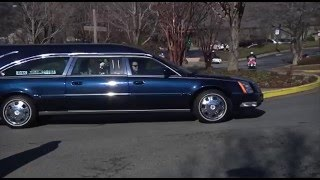 Funeral procession etiquette in the South