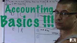 Accounting for Beginners #3 / Journal Entries / Beginner Tips / Basics / Accounting Tutorial