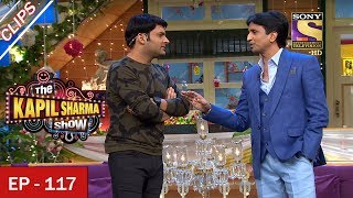 Dr. Kumar Vishwas Shayari - The Kapil Sharma Show - 1st July, 2017