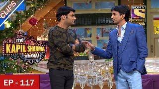 Dr Kumar Vishwas Shayari - The Kapil Sharma Show - 1st July 2017