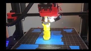 3D Print In 2 Colors W/123D Design, Simplify 3D, Dual Extruder