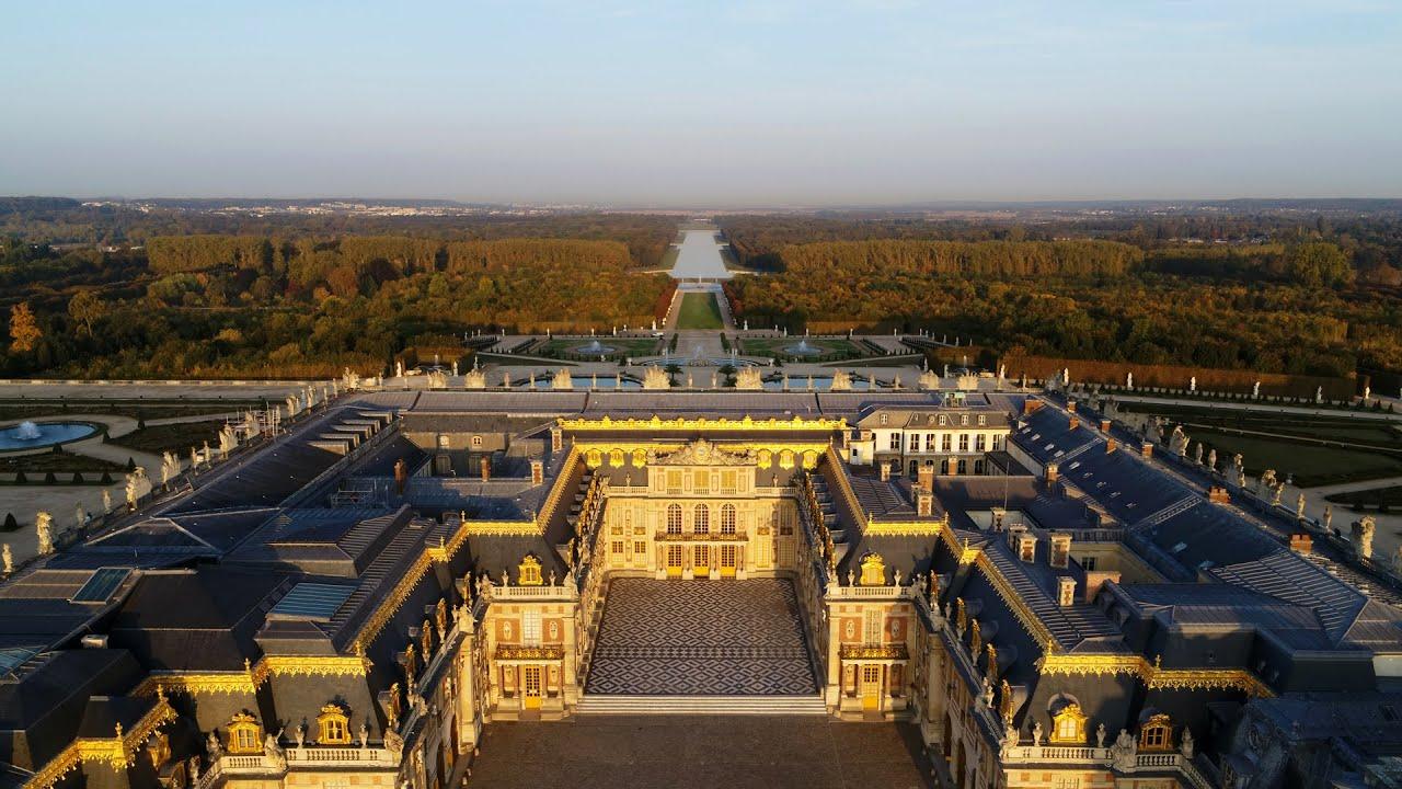 Un Jour A Versailles A Day In Versailles Youtube