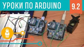 Видеоуроки по Arduino. Беспроводная связь (9-я серия, ч2)