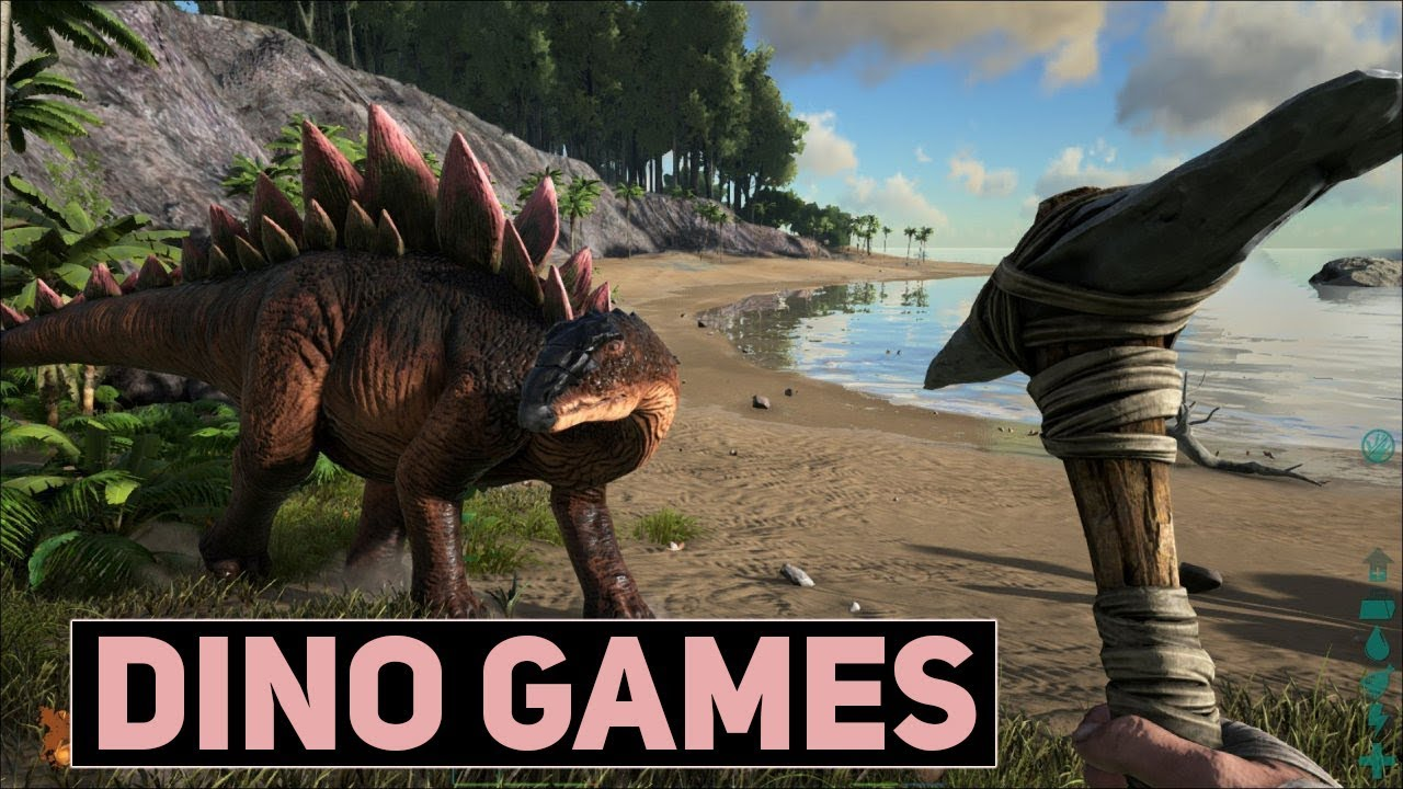 TOP 3 BEST UPCOMING DINOSAUR GAMES 2017-2018 - PC, PS4 ...