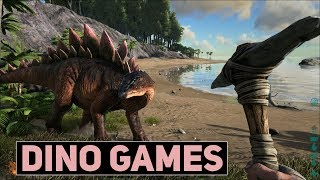 TOP 3 BEST UPCOMING DINOSAUR GAMES 2017-2018 | PC, PS4, XBOX ONE