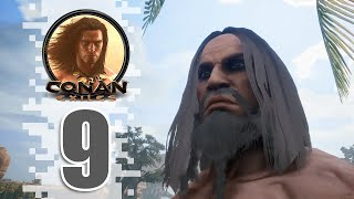 Northwards - Ep09 - Conan Exiles Removing The Bracelet