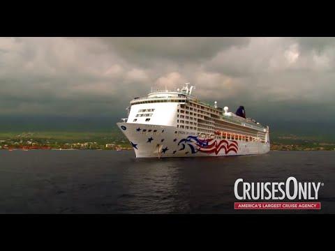 Norwegian Pride of America: Ship Review