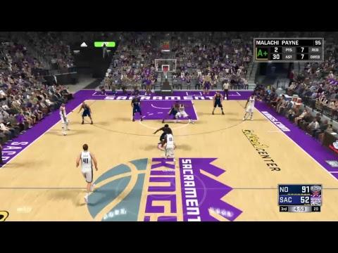 Ball Control at a 94