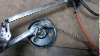 moteur à air comprimé