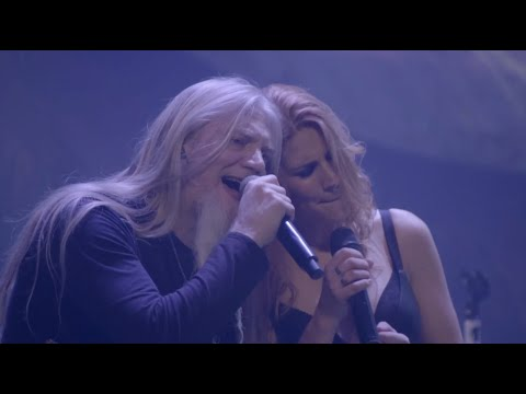DELAIN feat. Marco Hietala - Nothing Left (Live) | Napalm Records