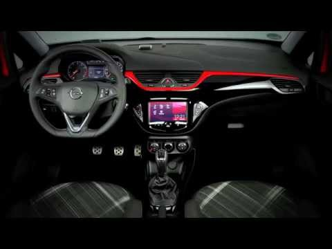 Yeni new opel corsa 2015 1 0 turbo test doovi for Opel corsa b interieur