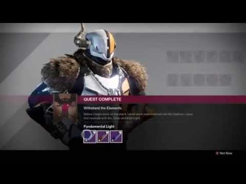 DESTINY BEST HADIUM FLAKES Farming Route & Guide To Reforging The Blade