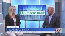 Citizens Bank takes the guess work out of student loans