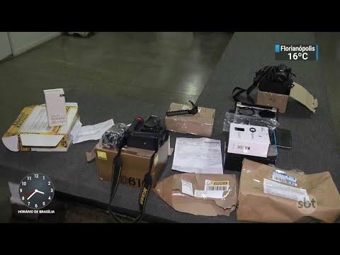 Quadrilha especializada em roubos pela internet é desarticulada | SBT Notícias (18/07/18)