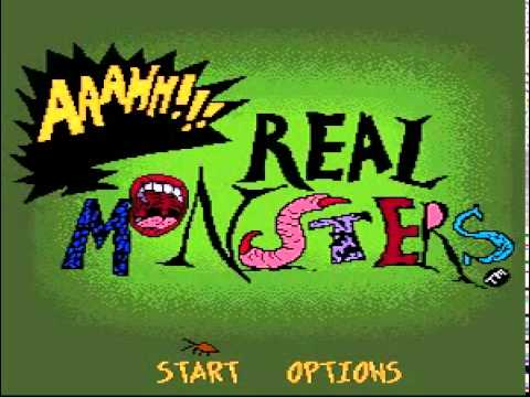 AAAHH!!! Real Monsters Intro Melody