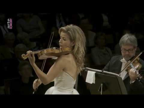 Anne-Sophie Mutter - Beethoven - Romance For Violin And Orchestra No. 2
