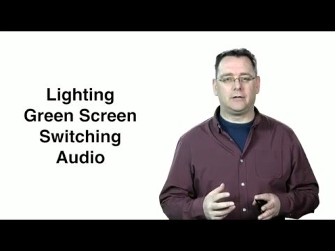 Green Screen Home Based Video Studio - Version 2 - The Upgrade!