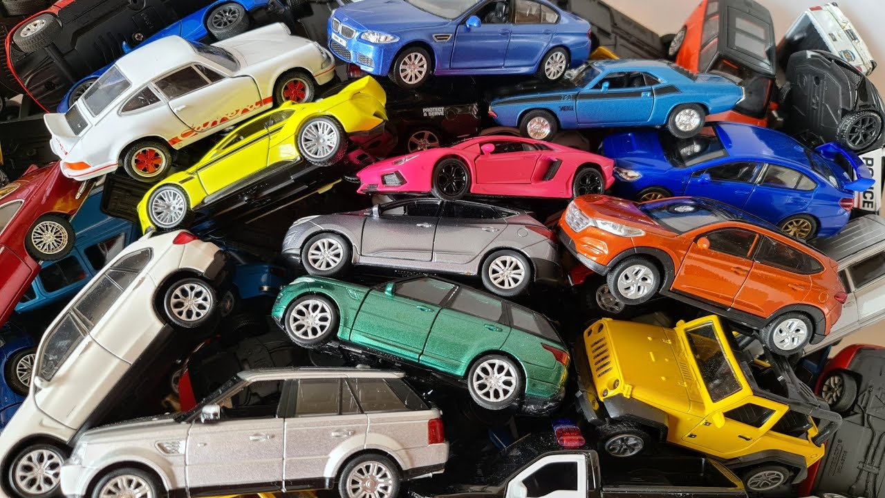 Car Models Diecast New and beautiful cars from the Box of cars