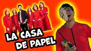 LA CASA DE PAPEL - NOVA TEMPORADA na NETFLIX