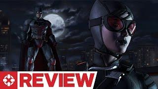Batman: The Telltale Series - Episode 1 Review