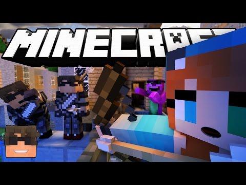 Minecraft Murder FAKE Iron Sword TROLLING! (Minecraft Murder Mystery) - Видео из Майнкрафт (Minecraft)