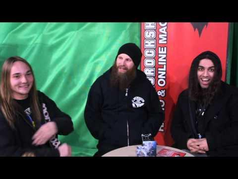 Savage Messiah HRH United Interview 2016