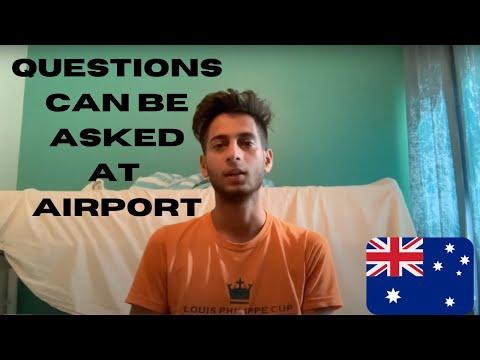 Immigration Questions Australia | Punjabi Student