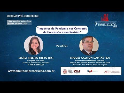 Webinar Pré-Congresso: \