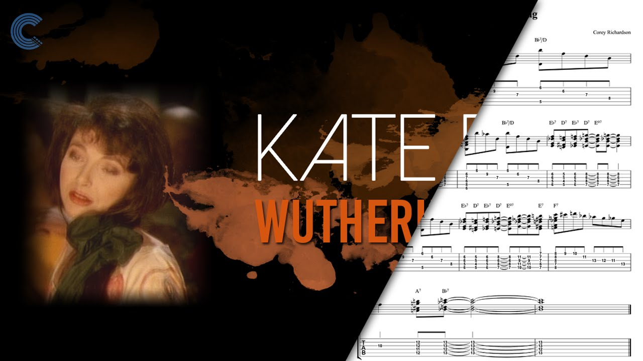 Trombone - Wuthering Heights - Kate Bush - Sheet Music, Chords, & Vocals
