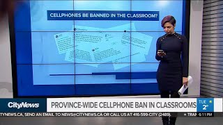 Cellphone ban in classrooms: Yea or nay?