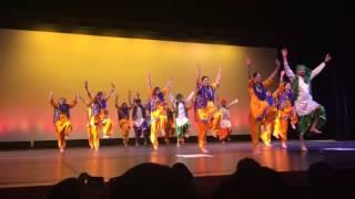 Bhangra Empire Dance off Spring 2016