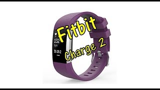 Fitbit Charge 2 Unboxing (Purple Band)