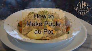 Poule Au Pot | Le Fermier