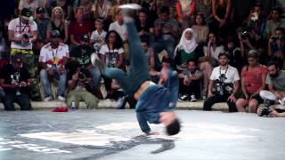 Gearing up for Red Bull BC One North America Final 2014