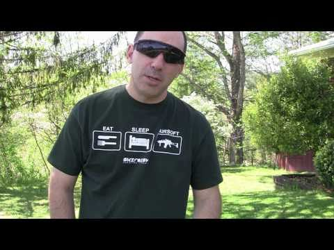 Revision Eyewear Sawfly Ballistic Glasses Review
