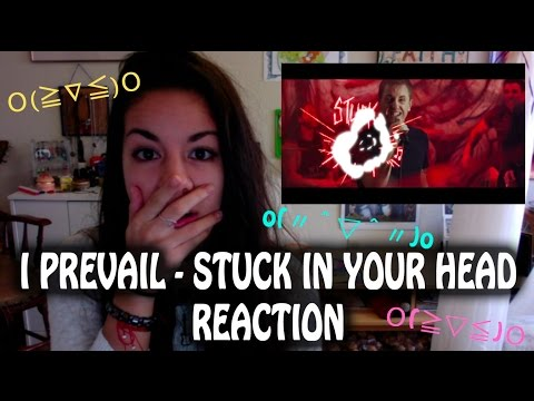 I Prevail - Stuck In Your Head MV [Reaction Video] ~I CAN'T BREATHE~