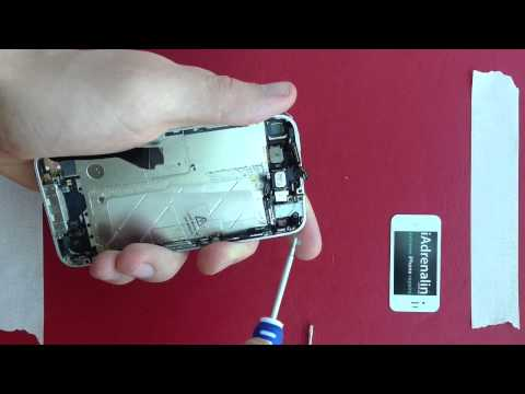 How to remove a stripped screw on an iPhone (and other small screws)