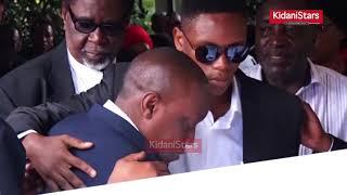 KIBONDE Alivyomlilia Mke Wake Wakati wa Kumuaga