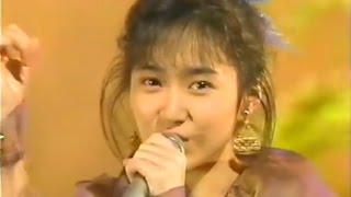 生稲晃子さん Akiko Ikuina(ex.おニャン子クラブ) 1989.