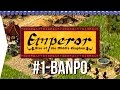 Emperor ► Mission 1 Shelter & Sustenance - Banpo - [1080p Widescreen] - Let's Play Game