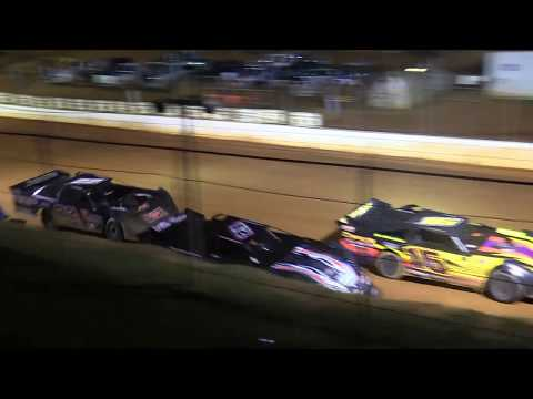 Laurens County Speedway August 24, 2019 602 Crates