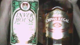 Chivas Regal vs. Inver House Green Plaid