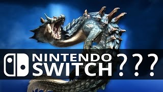 Monster Hunter Games on the Nintendo Switch?